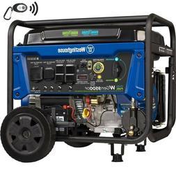 Westinghouse WGen9500DF Dual Fuel Portable Generator-9500 Ra