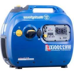 Westinghouse WH2200iXLT 1800W/2200W Gas Inverter Generator N