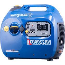 Westinghouse WH2200iXLT Super Quiet Portable Inverter Genera
