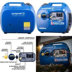 whh2200lxlt super quiet portable inverter generator 1800