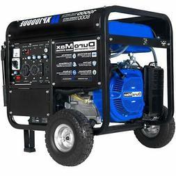 DuroMax XP10000E 10000 W 18-Hp Gas Electric Start Generator