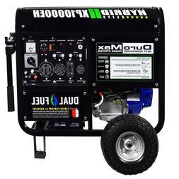DuroMax XP10000EH 18hp 10000W Electric Start Dual Fuel Hybri