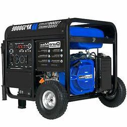 DuroMax XP13000E 13000 Watt Portable Gas Electric Start Gene