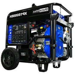 DuroMax XP15000EH 15000-Watt V-Twin Electric Start Dual Fuel