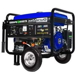 DuroMax XP4400EH 3500W/4400W Dual Fuel 7 HP Electric Start G