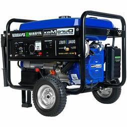 DuroMax XP4400EH 4,400-Watt Electric Start Dual Fuel Hybrid