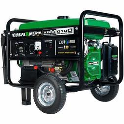 DuroMax XP4850EH 4,850-Watt Dual Fuel Hybrid Generator w/ El
