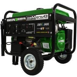 DuroMax XP5250EH5250 Watt Electric Start Dual Fuel Portabl