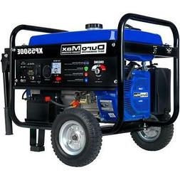 DuroMax XP5500E 5,500-Watt 7.5 HP Electric Start Gas Powered