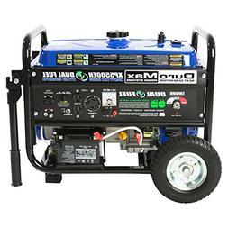 DuroMax XP5500EH 5,500 Watt 7.5 HP Portable Electric Start G